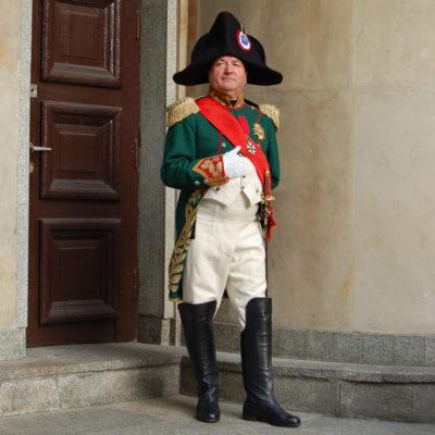 Bank Twarzy Artyści na eventy Napoleon