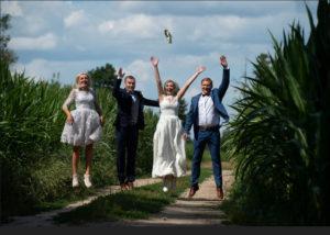Sesja plenerowa ślubna