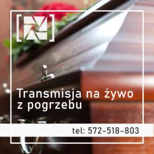 Live-Übertragungen der Beerdigung In Warschau