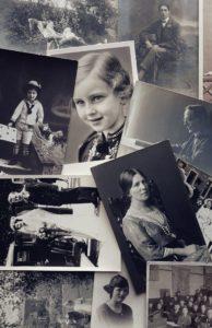 Zdjęcia z rzutnika na pogrzebie ,Zdjęcia zmarłego /zmarłej na pogrzebie